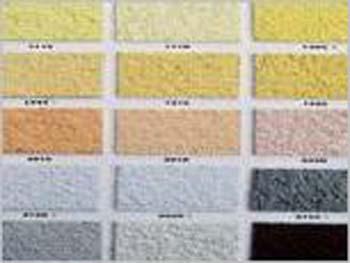 Fassadengestaltung farbe